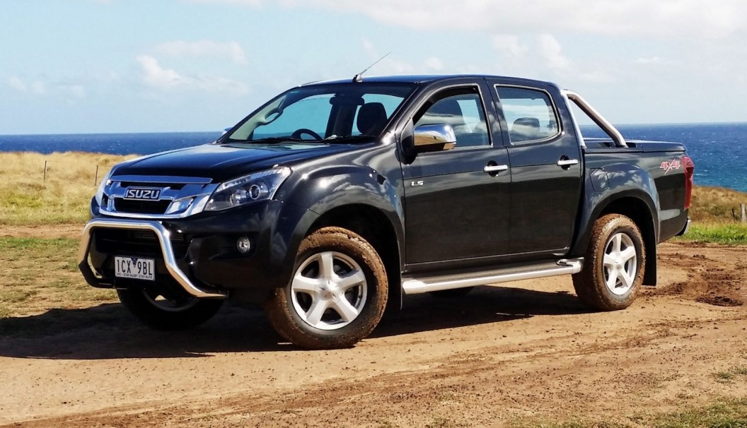 All New 2019 Isuzu D-Max VCross Export Exporter | Toyota ...