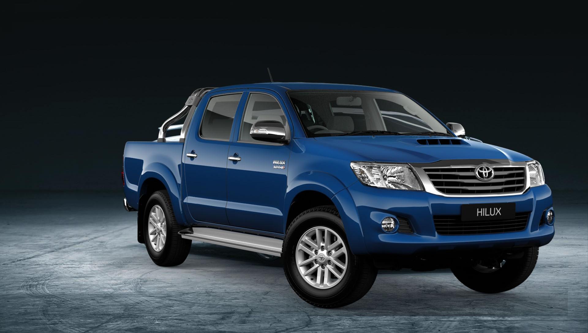 Toyota Vigo New & Used