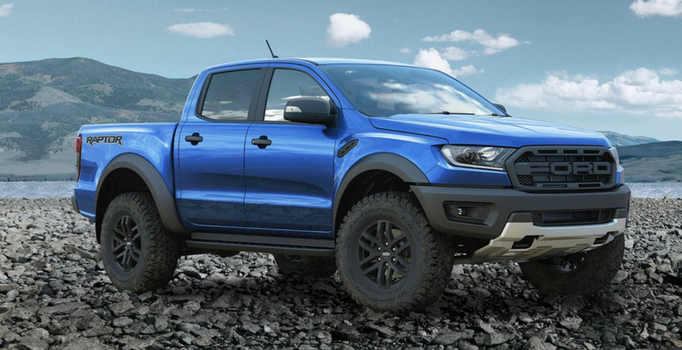 2019 Ford Ranger Raptor 2.0 Specification Pictures Export ...