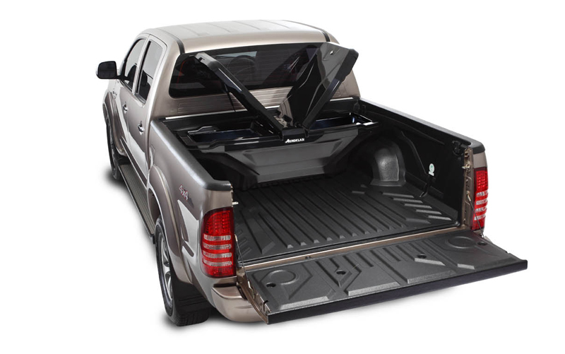 Ford Ranger Bed Cover >> Utility Box or Toolbox   Toyota Hilux Revo Export 2019-2020 Rocco Diesel Double/Smart/Single Cab ...