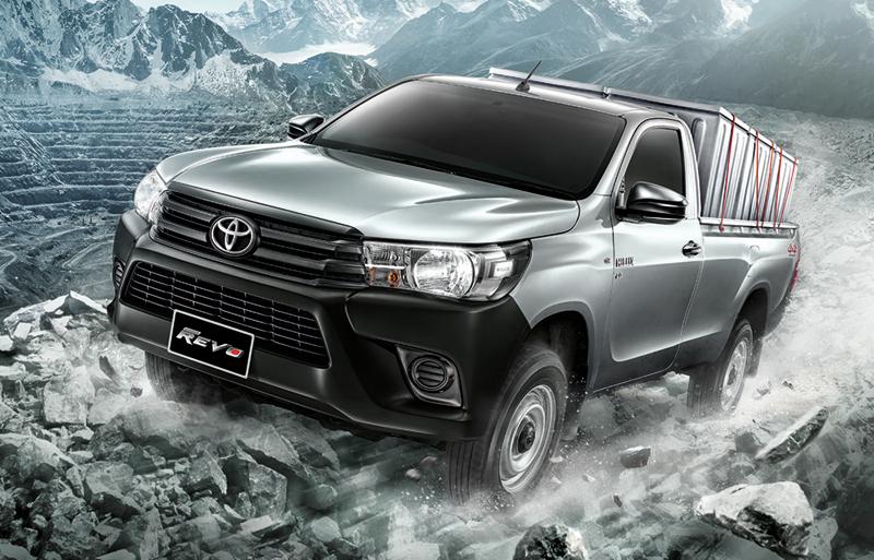 Toyota Hilux Revo Standard Cab 4x4