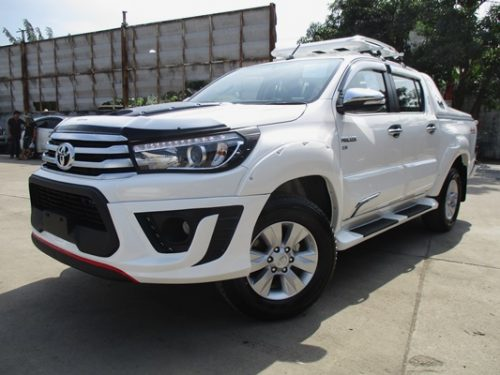 Thailand S Top Exporter Of New Hilux Hilux Revo
