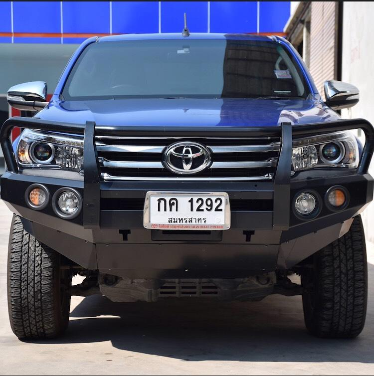 Bull bar for toyota Hilux Revo 2016