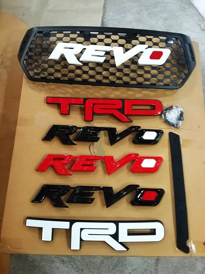 Front Grill Revo -Trd for Toyota Hilux Revo 2016