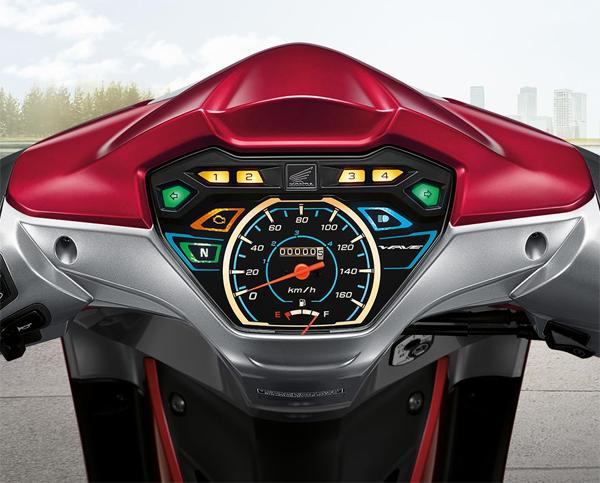 Honda Wave110i 2019