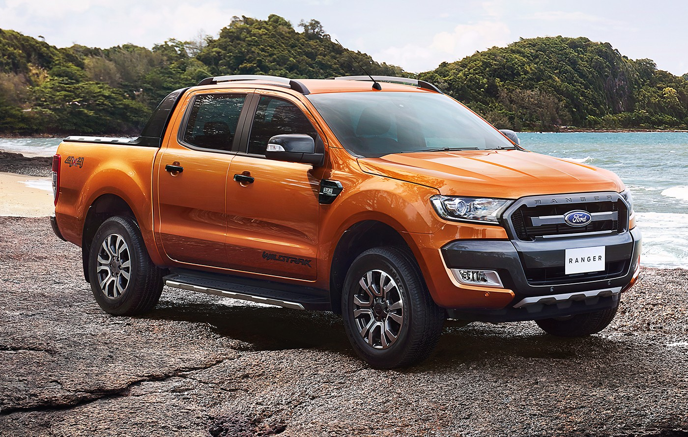 Ford Ranger Special Editions Fx4 Wildtrak X More