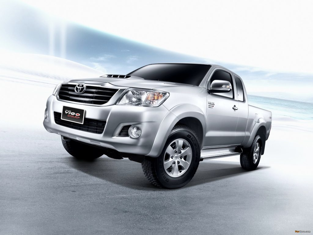 4x4 Truck | Page 4 of 4 | Toyota Hilux Revo Export 2019 ...
