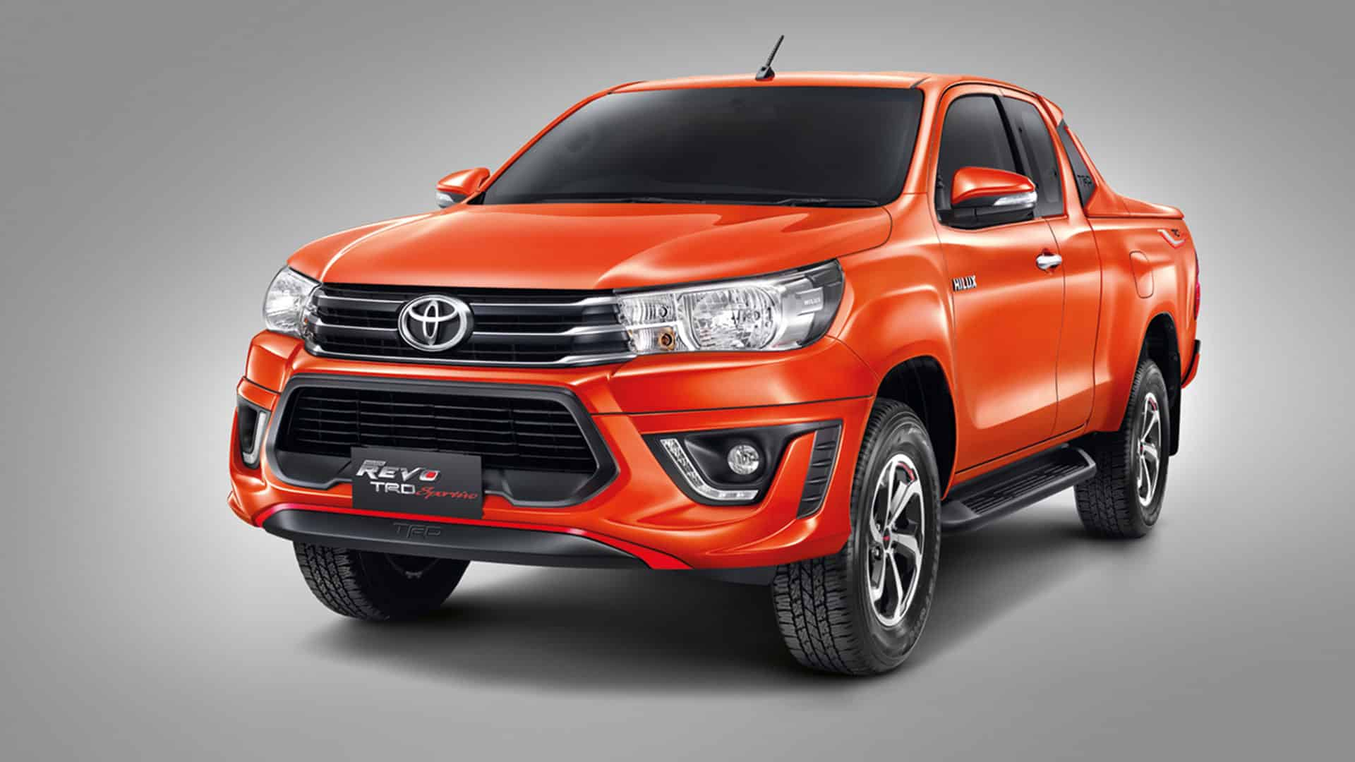Toyota Hilux Revo Smart Cab Trd Sportivo