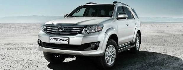 Toyota Fortuner (Used)