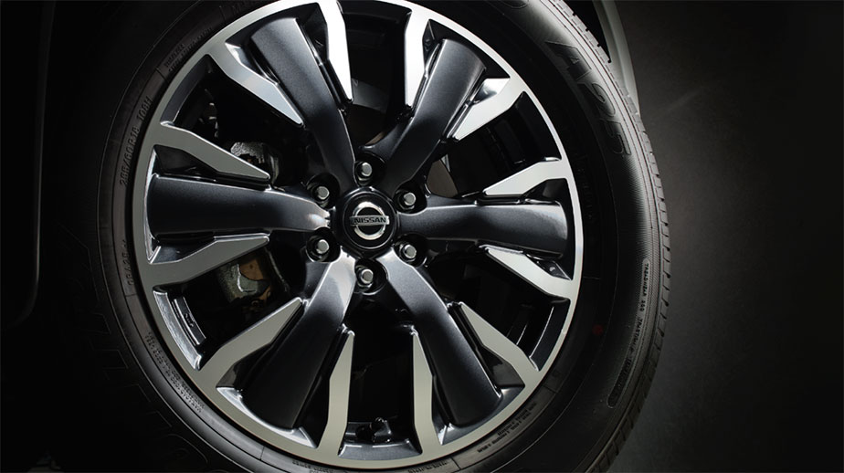 Navara-Wheels