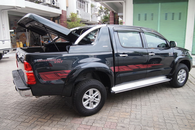 Tonneau Cover Or Superlid Toyota Hilux Revo Export 2019 2020 2021 Rocco Diesel Double Smart Single Cab 4x4 For Sale