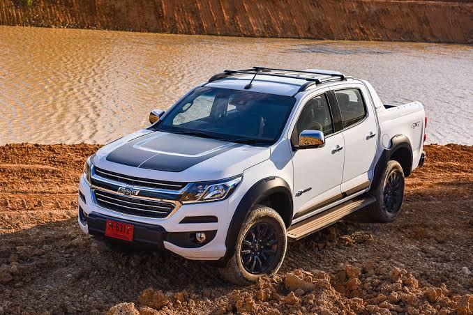 2019 -2020 Chevrolet Colorado Export Thailand Kenya ...