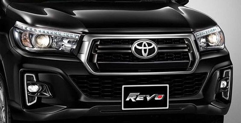 Toyota Hilux Revo Rocco Smart Cab Export Exporter